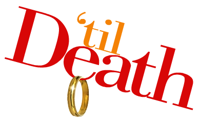 Til death logo from advert